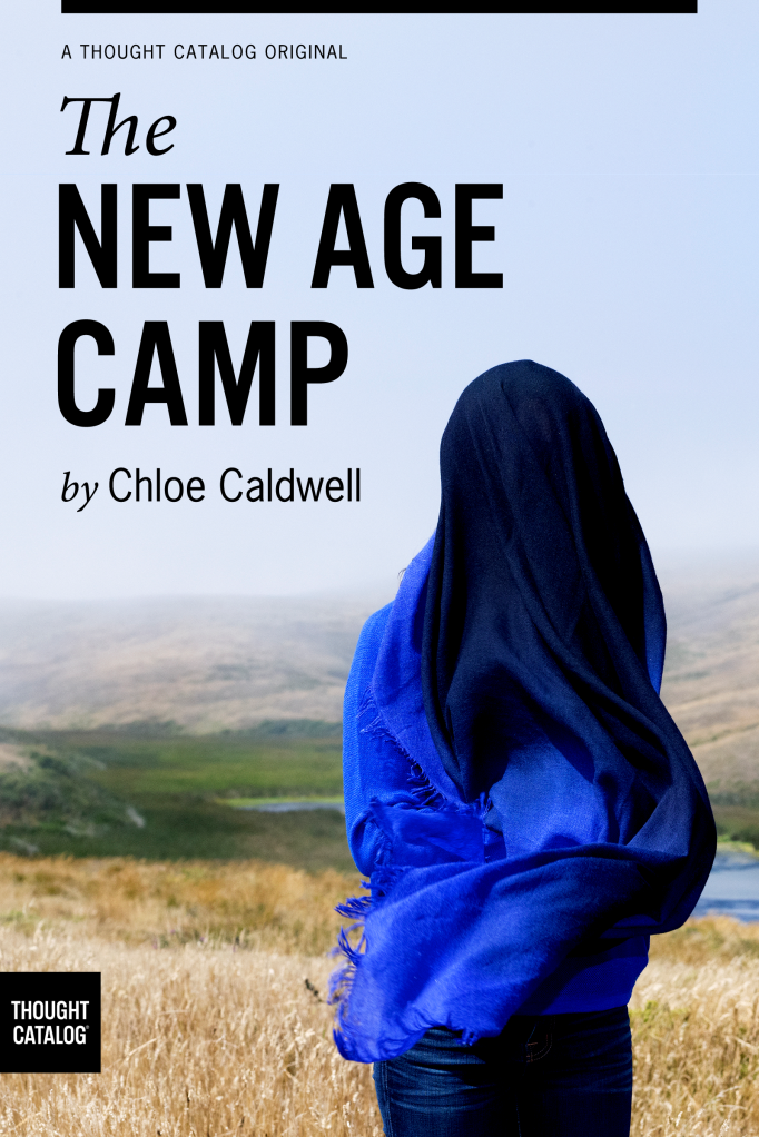 The New Age Camp - Cover